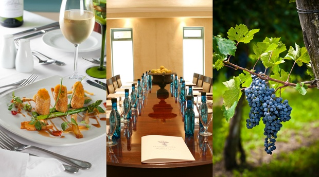 Conferencing in Franschhoek at Franschhoek Country House & Villas
