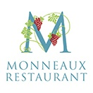 The in-house Monneaux Restaurant