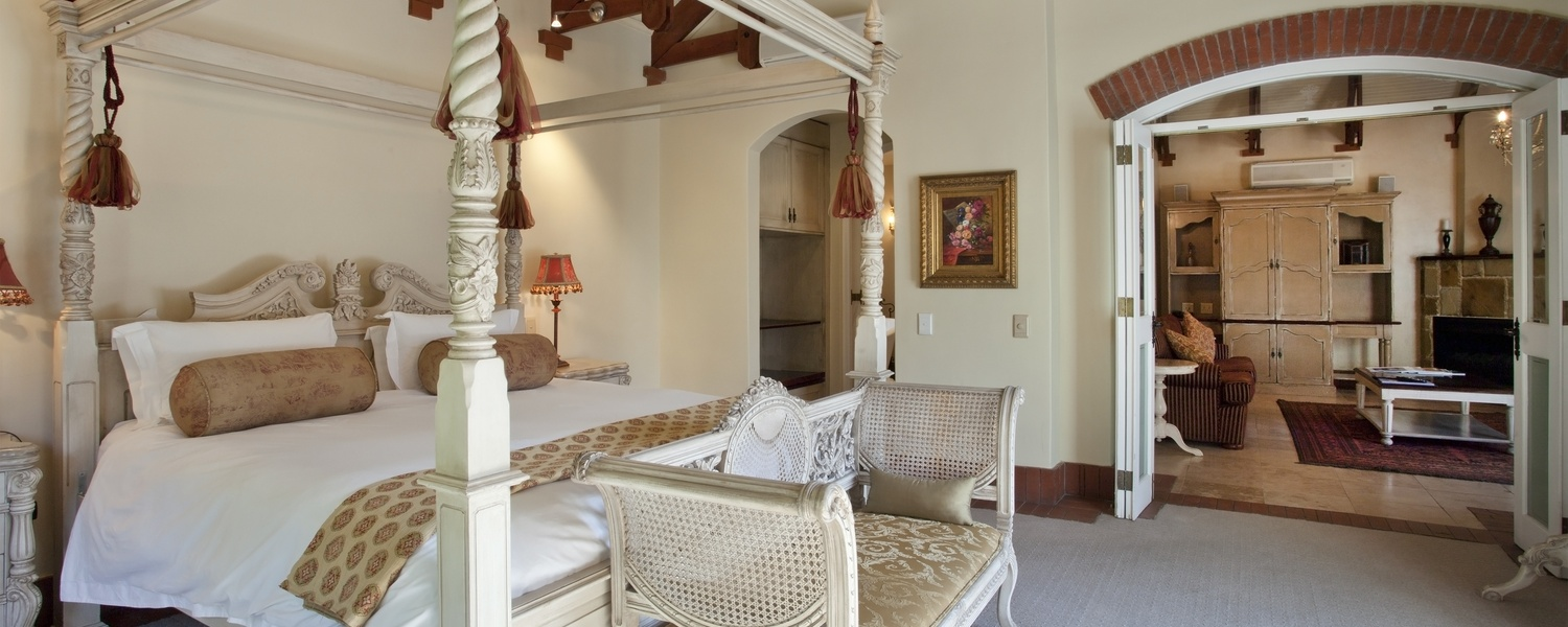 Villa Suite at Franschhoek Country House