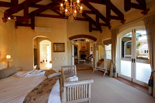Franschhoek Country House Villa Suite