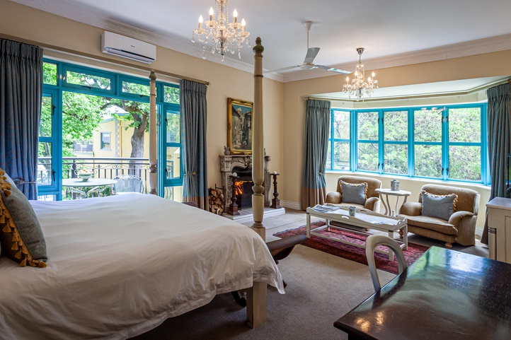 Franschhoek Country House Luxury Room