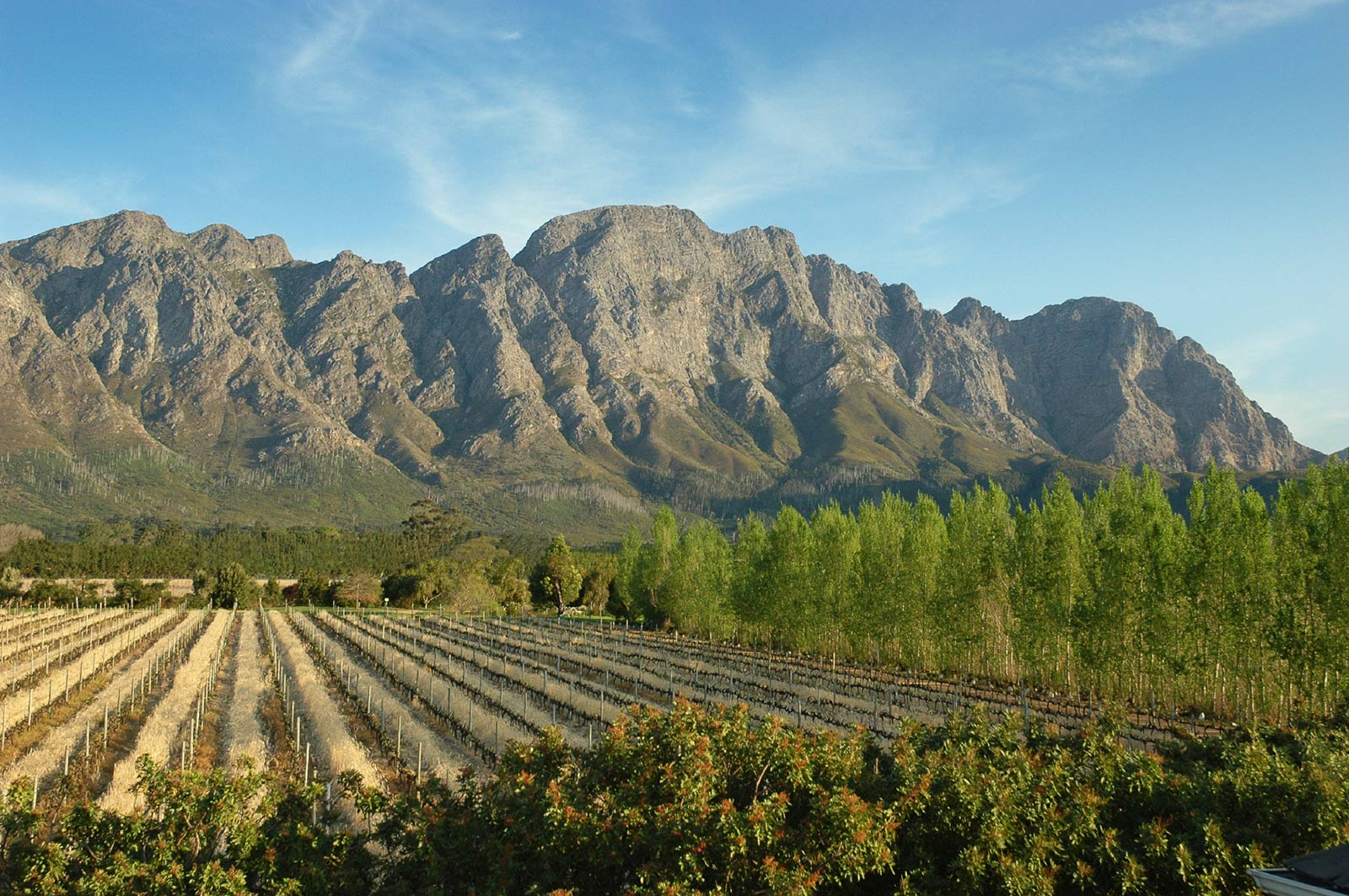 History - Franschhoek Country House and Villas